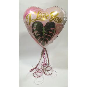 Ballon 'I Love You'