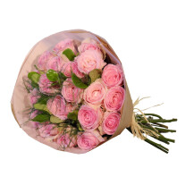 Pink Rose Bunch